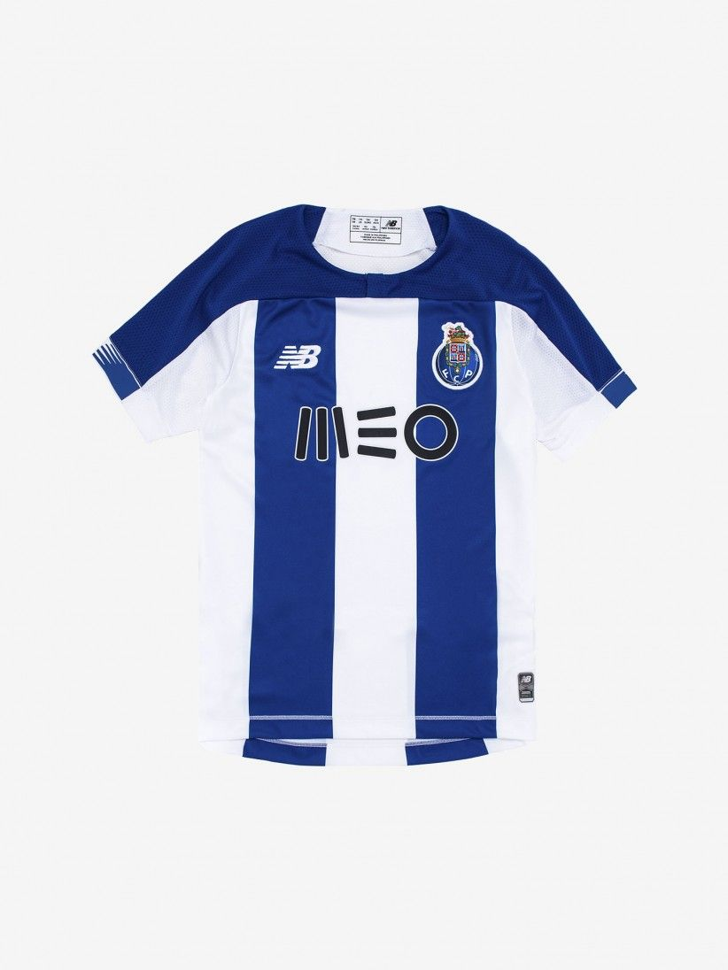 the latest 10eab 5020a New Balance F. C. Porto 1st Equipment 19/20 Jersey