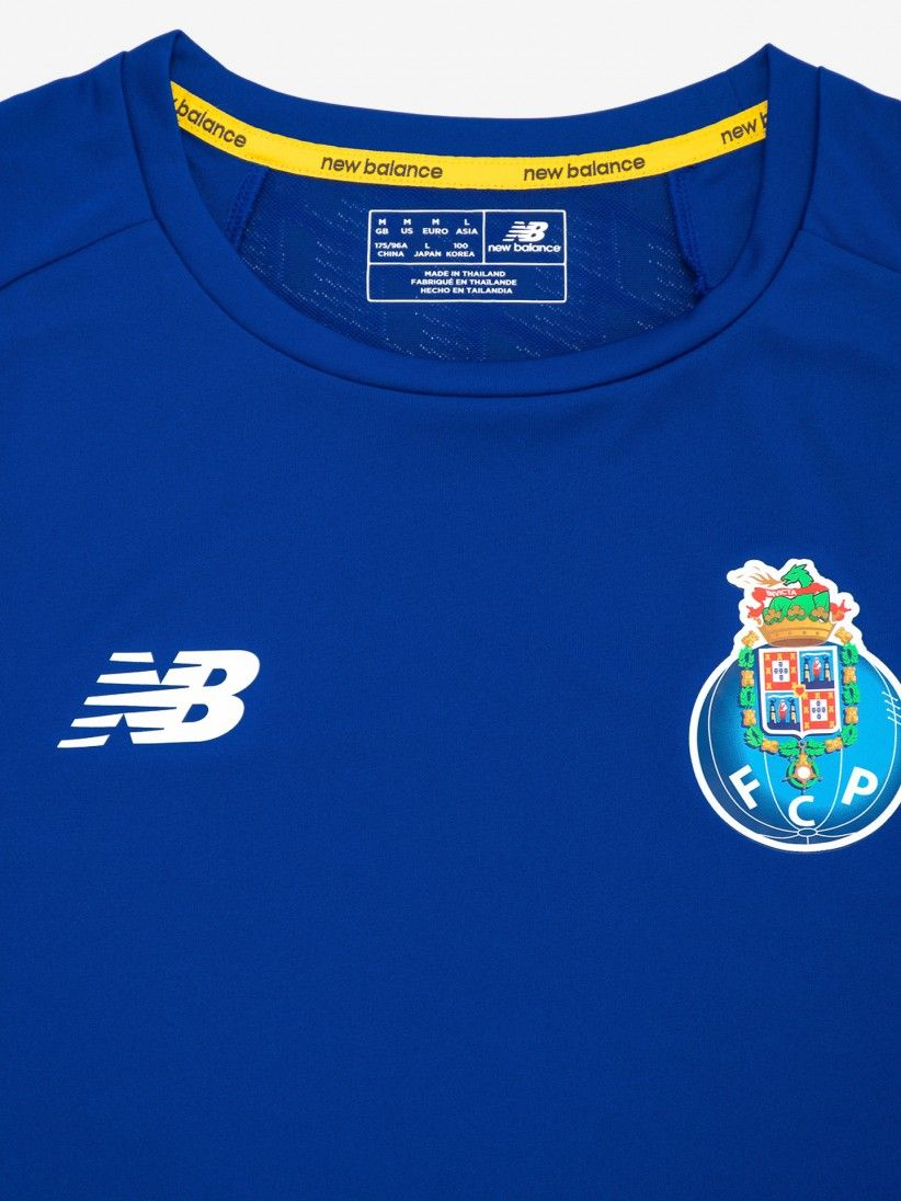 New Balance Off-Pitch F.C. Porto 19/20 Sleeveless T-Shirt