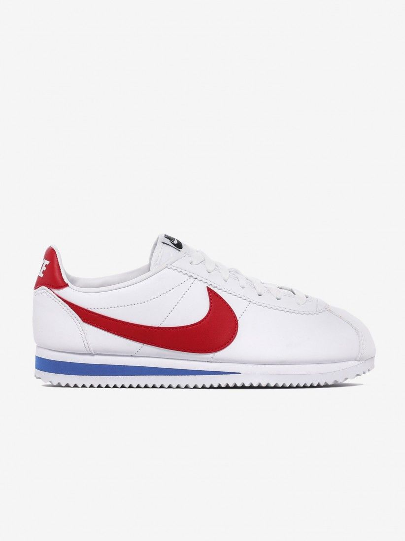 new images of details for new concept Nike Classic Cortez Basic Leather Sneakers