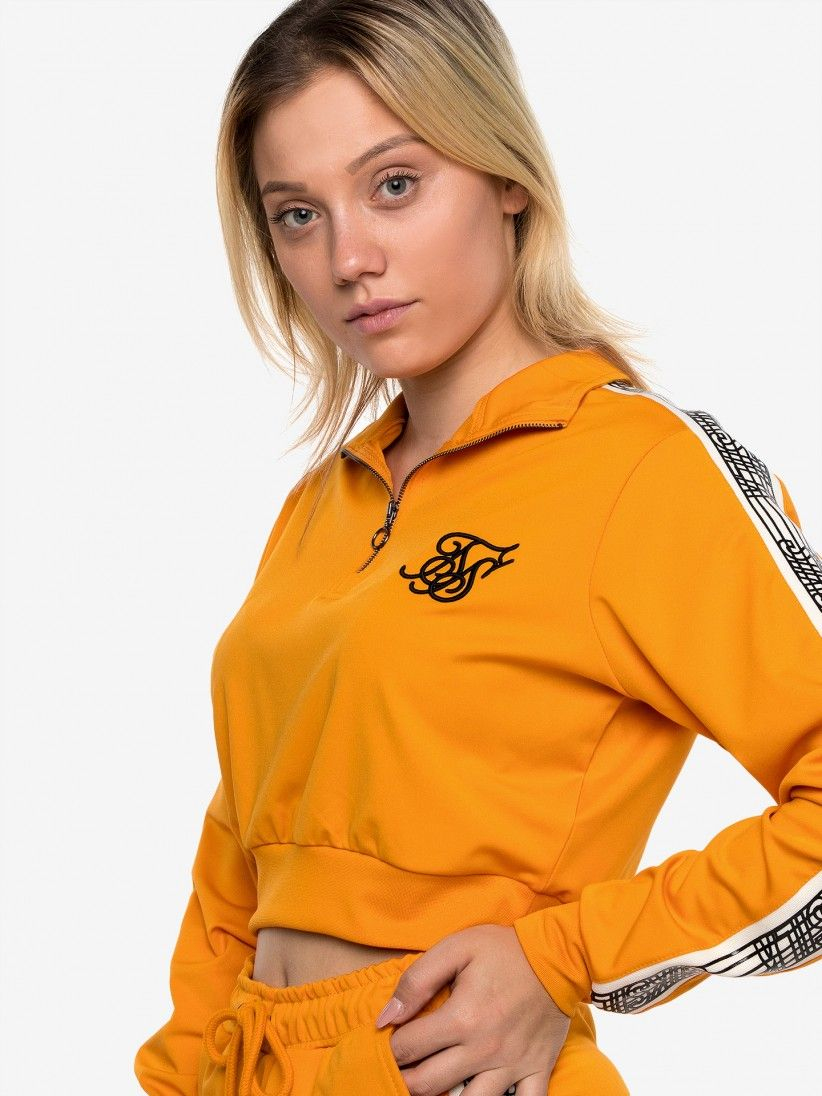Camisola Siksilk Runner Cropped