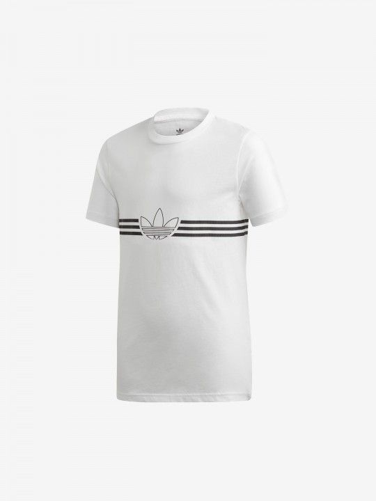 T-Shirt Adidas Outline