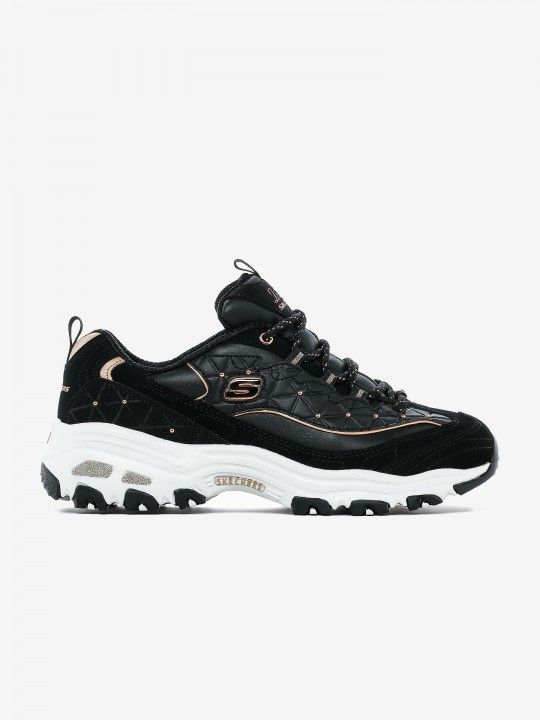 Skechers D Lites - Glamour Feels Sneakers