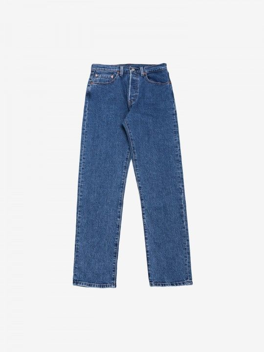 Levis 501 Crop Jive Trousers
