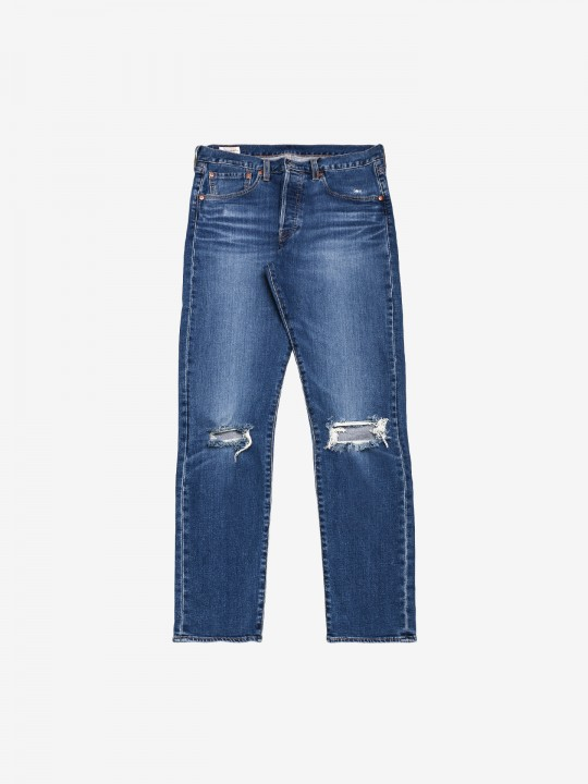 Levis 501 Slim Taper Trousers