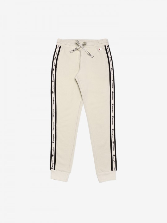 Pantalones Champion Side Stripe