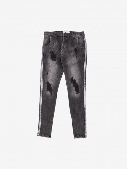 Siksilk Low Rise Trousers