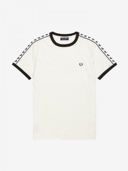 Camiseta Fred Perry Ringer Taped
