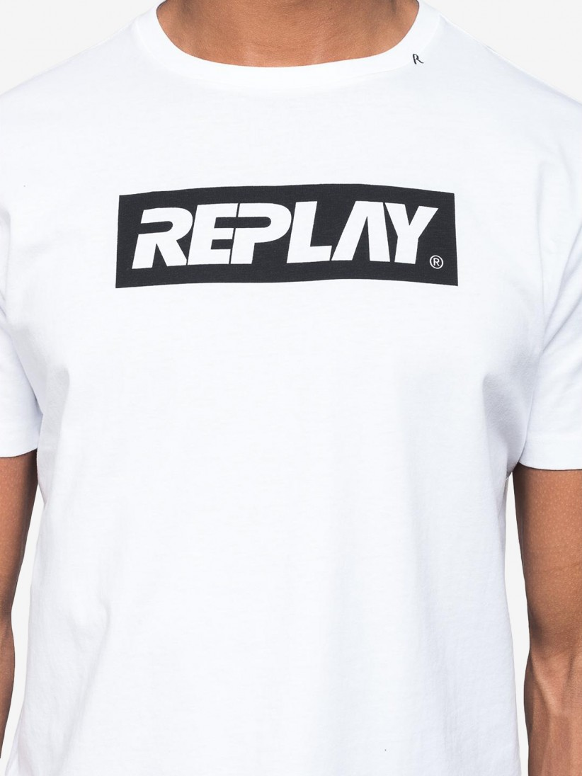 T-Shirt Replay Writing