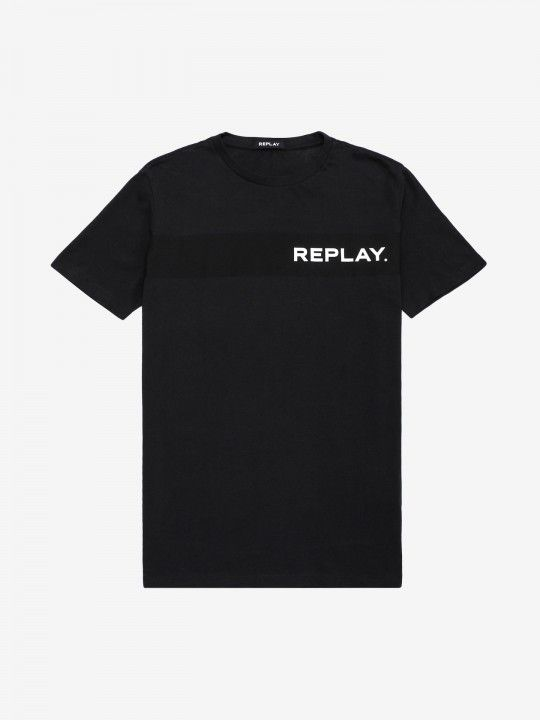 Camiseta Replay Stripe