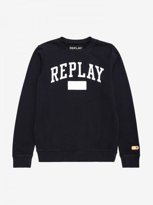 Replay Crewneck Sweater