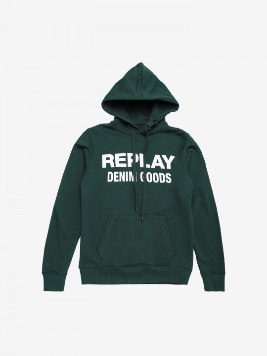 Replay Denim Goods Sweater