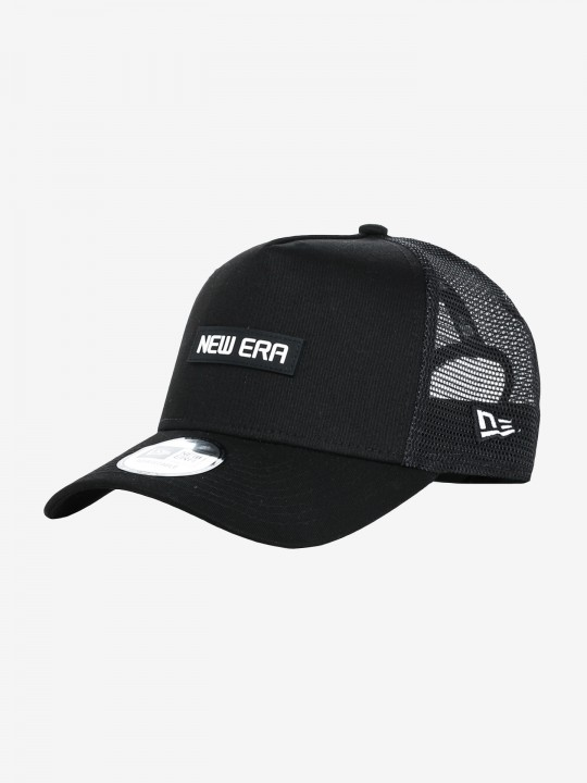 BONE NEW ERA TECH TRUCKER