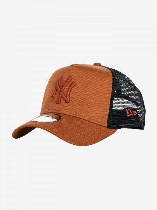 BONE NEW ERA LEAGUE ESSENTIAL A-FRAME TRUCKER