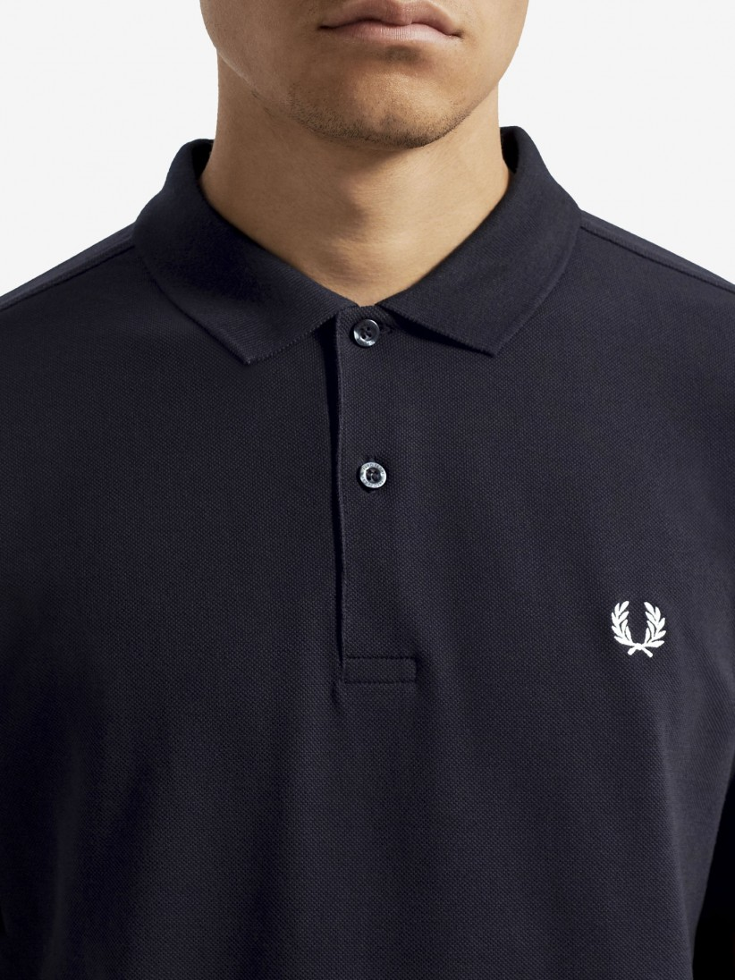 Fred Perry Tonal Panel Polo