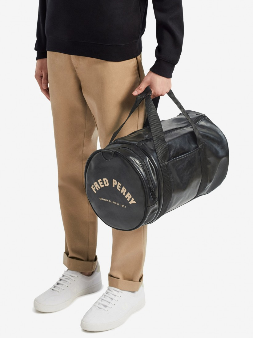 Bolso Fred Perry Classic Barrel
