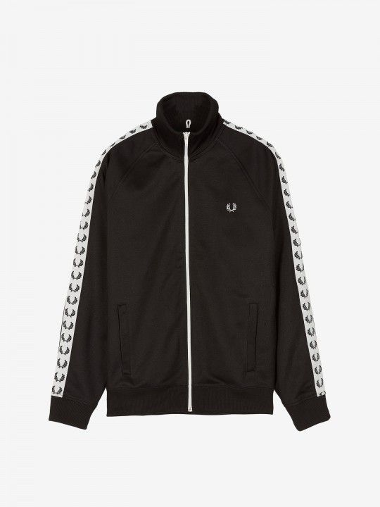 Casaco Fred Perry Sports Authenitc Taped Track