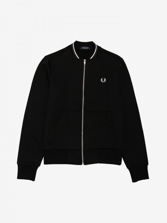 Fred Perry Bomber Authentic Zip Jacket