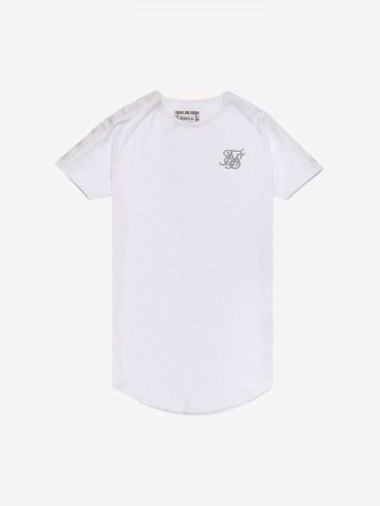 Siksilk Side Tape Gym T-Shirt