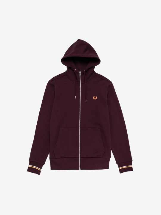 Fred Perry Hooded Jacket