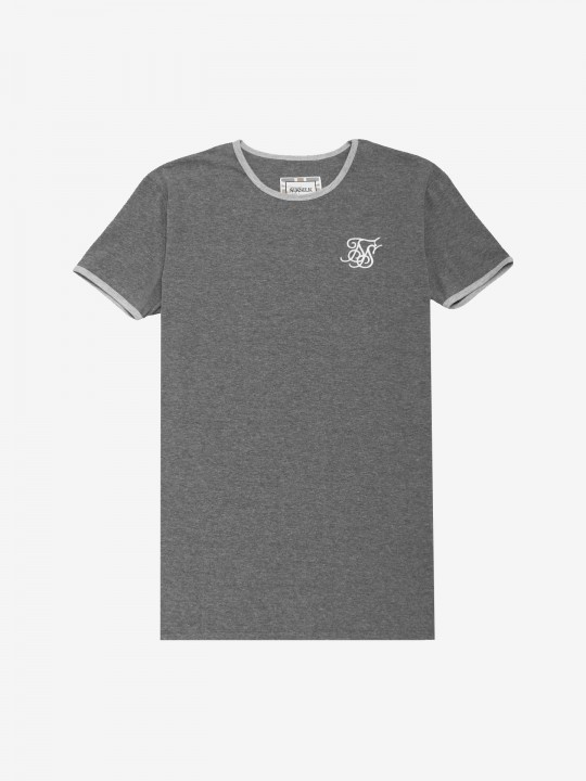 Siksilk Straight Hem T-Shirt