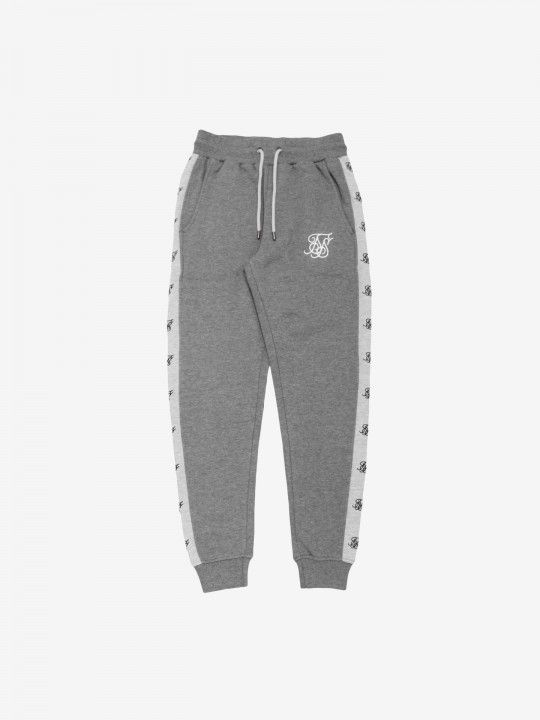 Siksilk Muscle Fit Jogger Trousers