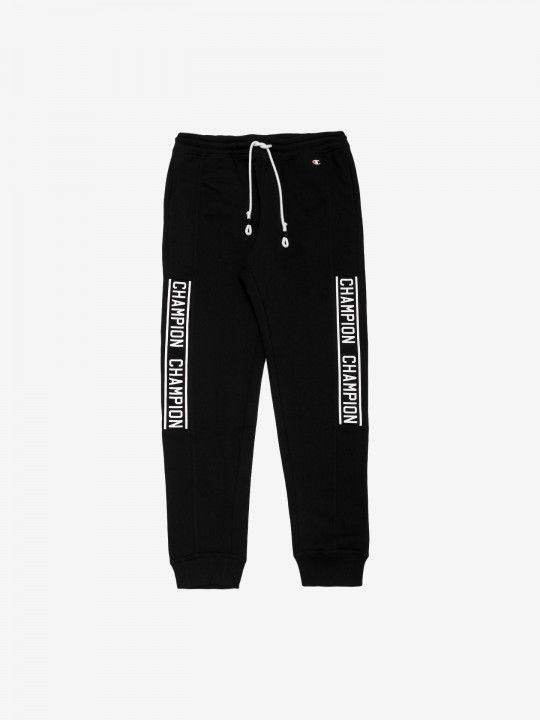 Champion Contrast Logo Trousers