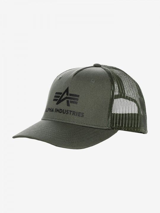 Boné Alpha Basic Trucker