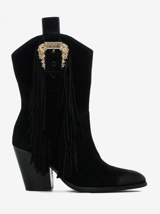 Versace Camperos Boots