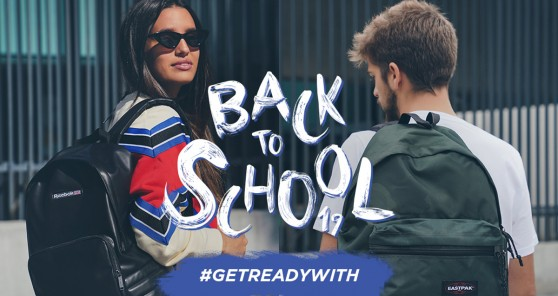 #GetReadyWith: Back to school edition!