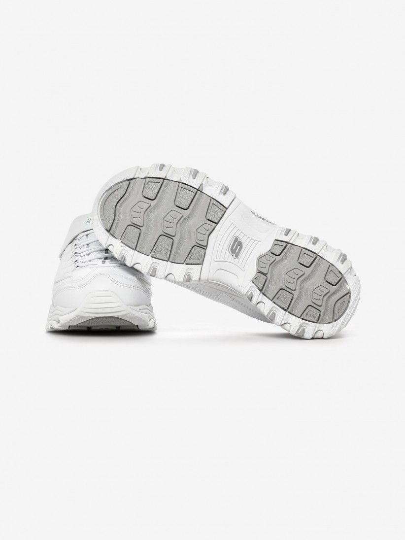 Skechers D Lites - In The Clear Sneakers
