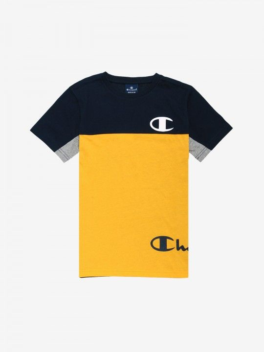 T-Shirt Champion Contrast