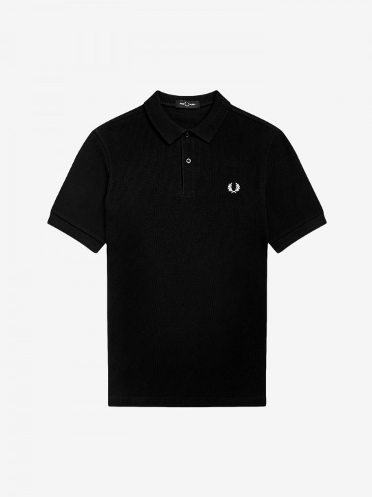 Fred Perry Taped Side Polo Shirt