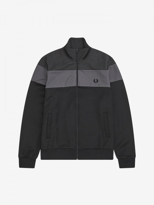 Casaco Fred Perry Colour Block Track