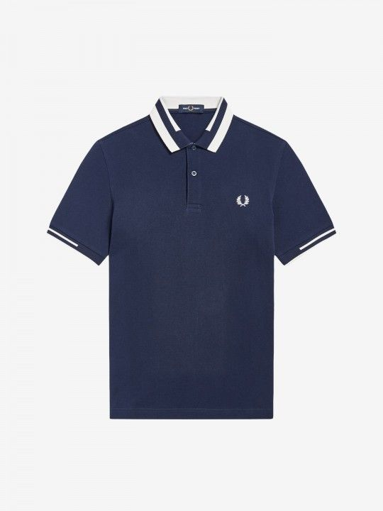 Pólo Fred Perry Block Tipped