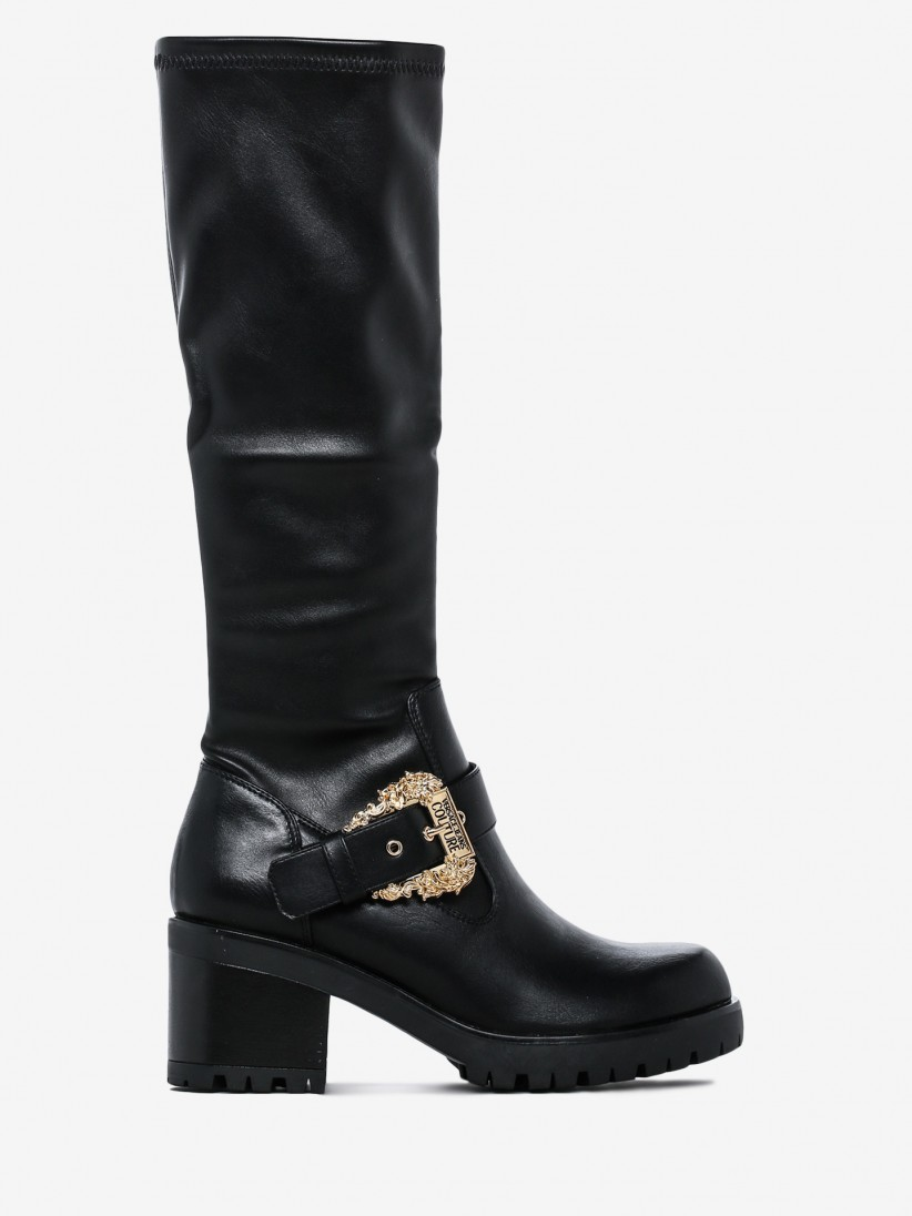 Botas Versace High Mia