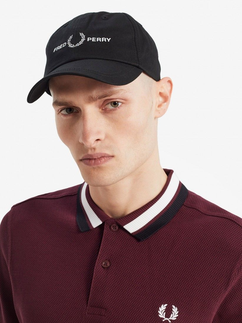 Boné Fred Perry Graphic