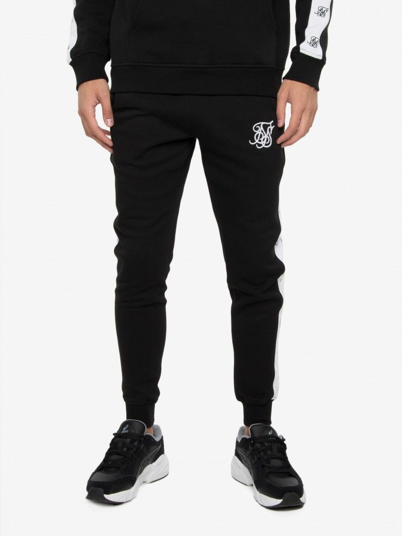 Calças Siksilk Muscle Fit Jogger