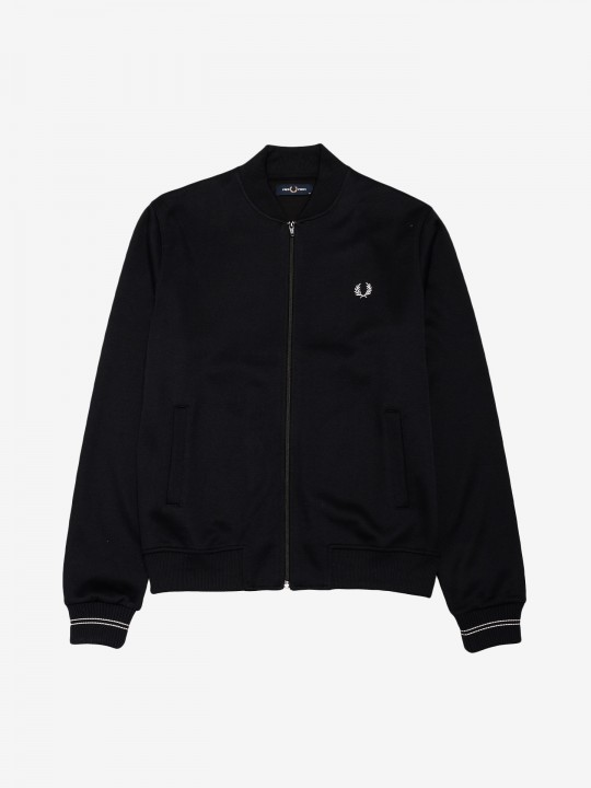 Chaqueta Fred Perry Tipped Bomber Neck