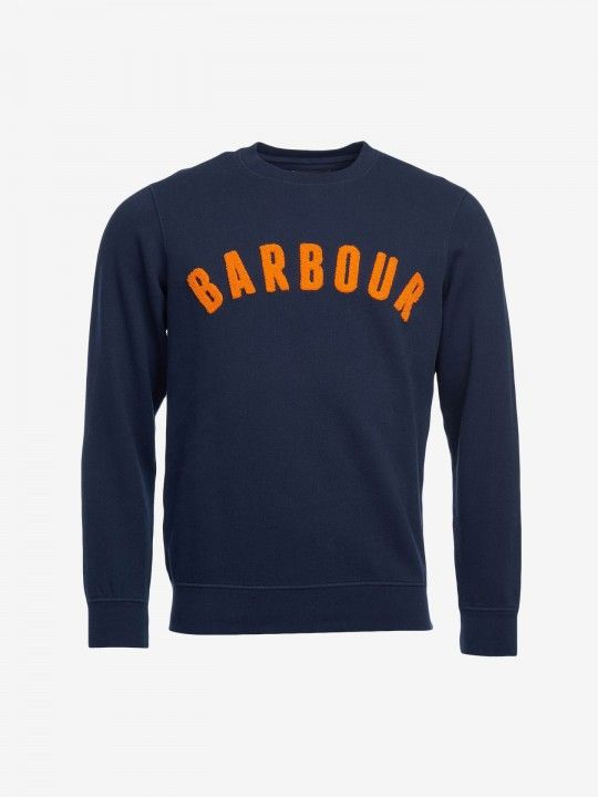 Barbour Prep Logo Sweater