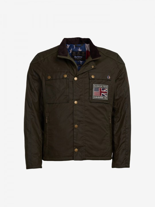 Barbour Ashbury Wax Jacket