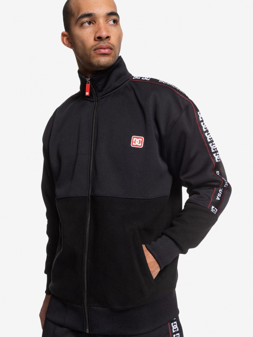 Dc Pelton Mock Jacket