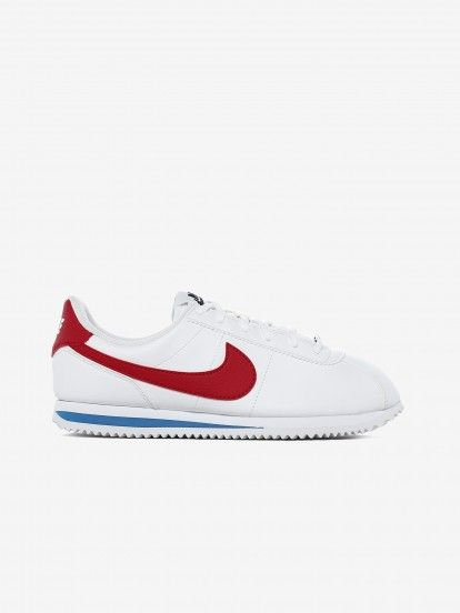 Nike Classic Cortez Basic Leather Sneakers