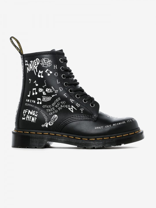 Dr. Martens 1460 Scribble Boots