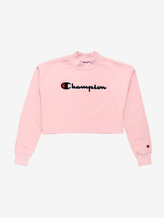 Camisola Champion Cropped Crew Neck