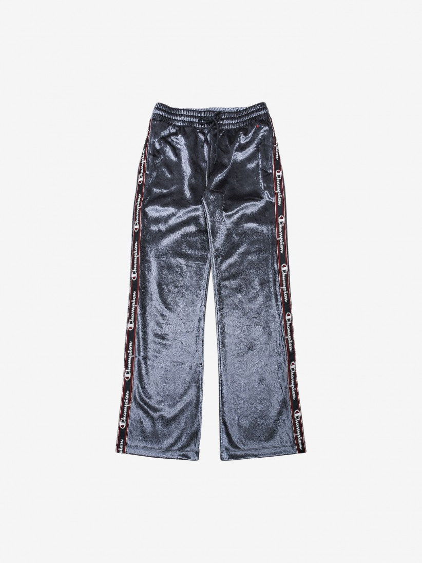 Champion Velvet Side Strap Trousers