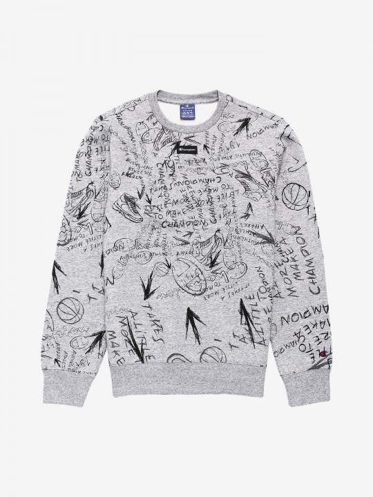 Champion Pattern Sweater