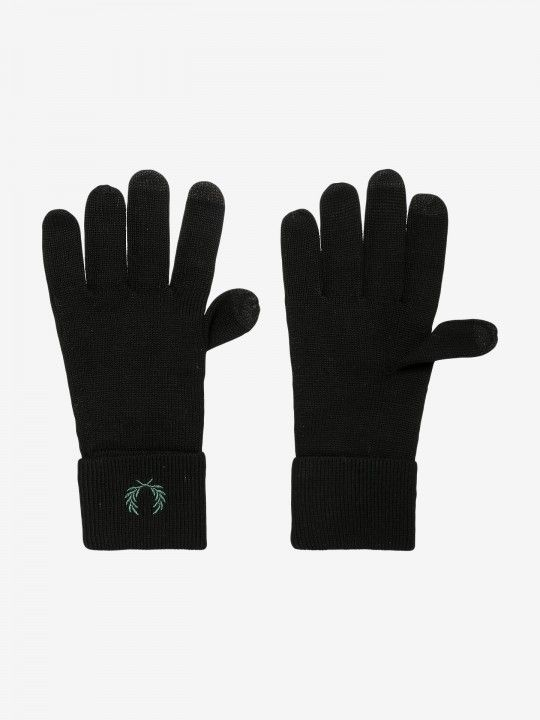Fred Perry Merino Gloves