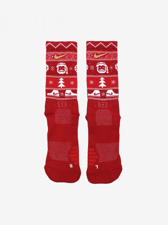 Nike Christmas Crew Socks