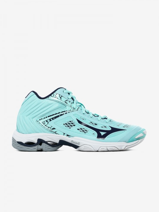 Mizuno Wave Lightning Z5 Mid Trainers