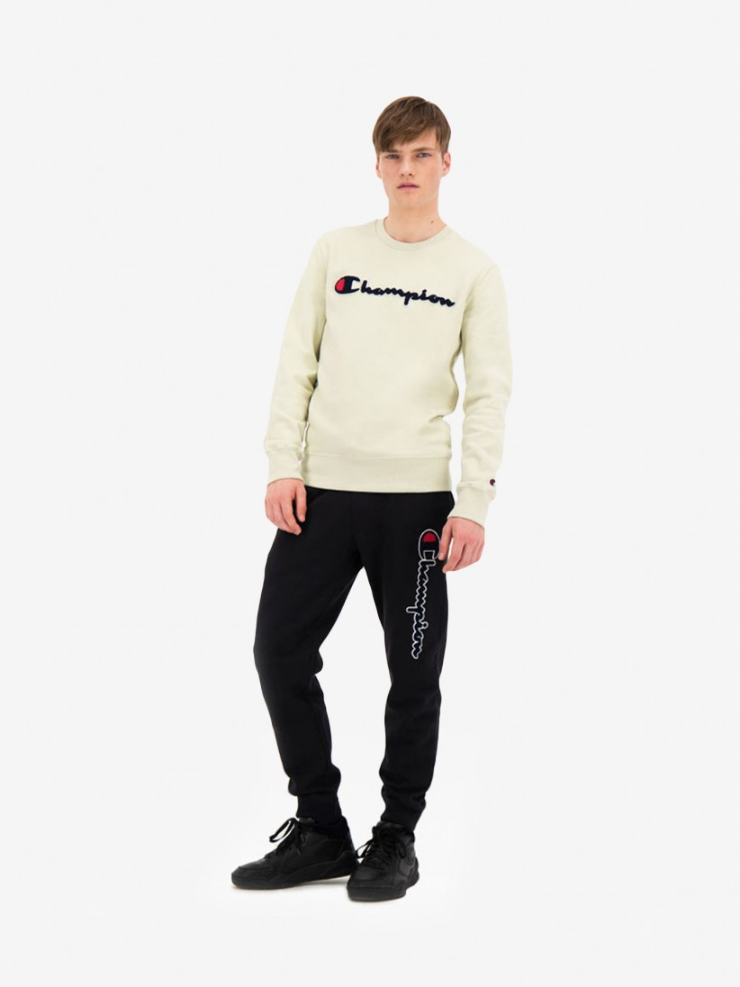Champion Script Logo Sweater